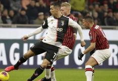 """""""Mientras que Zlatan...."""": prensa italiana ataca a Cristiano Ronaldo y lo compara con Ibrahimovic"""
