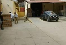 Realizan inspección de hospital Hermilio Valdizán que atiende a pacientes con COVID-19 en Huánuco