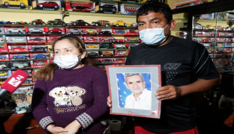 Familiares sospechan que el autor del asesinato sería uno de los inquilinos. (Foto: César Grados/GEC)
