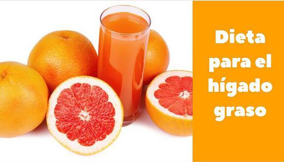 5 alimentos naturales para eliminar el hígado graso (receta para bebedores frecuentes)