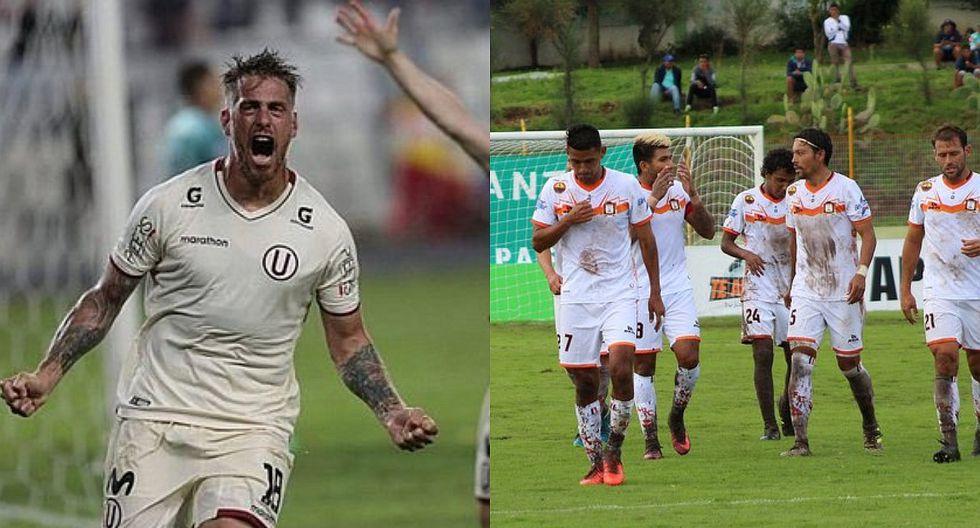 Ayacucho FC venció 2-0 a Universitario de Deportes