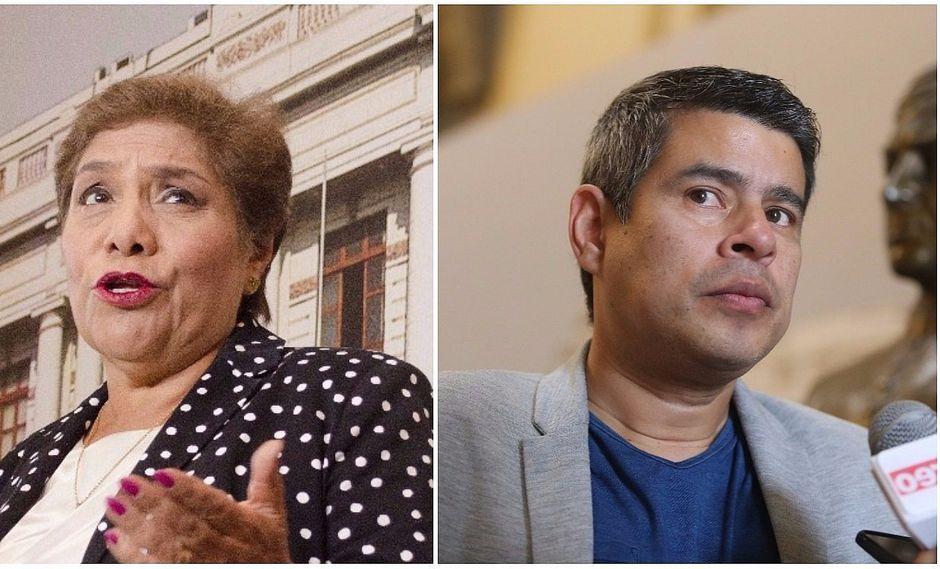 """Luz Salgado: Luis Galarreta va a tener que cambiar el """"tono de su discurso"""" (VIDEO)"""