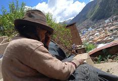 Huancavelica: Mamá Severina a la espera de vacuna contra el COVID-19