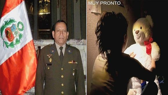 Militar acusado de violar y embarazar a menor de 15 años continúa en servicio (VIDEO)