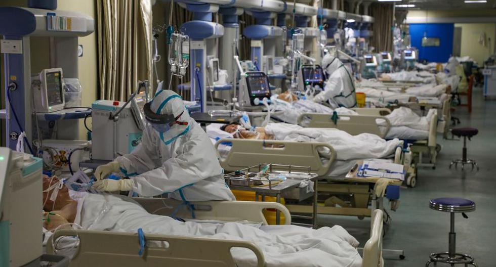 Según los datos oficiales, por lo menos 1.519 personas ya fallecieron en China. (Foto: EFE)