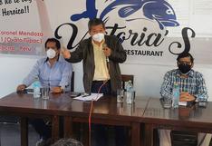 Mario Ruiz niega ser asesor del gobernador Tonconi o trabajar para el GRT