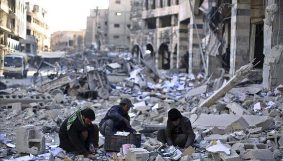 Siria permitirá la llegada de ayuda a ciudad que pasa hambruna