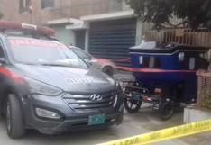 Sicarios asesinan a ciudadano venezolano tras perseguirlo dos cuadras en San Juan de Lurigancho