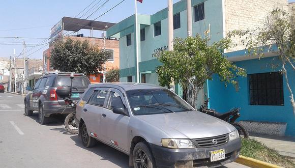 Sicarios asesinan a chofer en Pisco