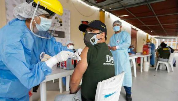 Trabajadores a cargo del cuidado de los penales del país serán protegidos contra la COVID-19. Foto: INPE
