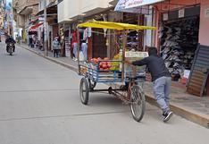 Informalidad sigue a tope en Huancavelica