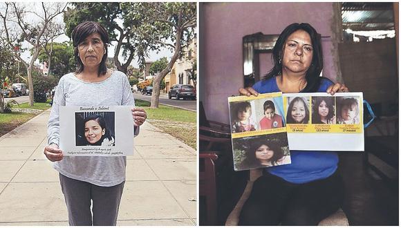 #UnidosPorTodas: Madres buscan a hijas desaparecidas desde hace dos años