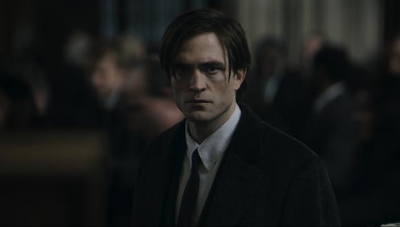"""The Batman"" de Matt Reeves con Robert Pattinson estrenó su primer tráiler (Foto: DC Fandome)"