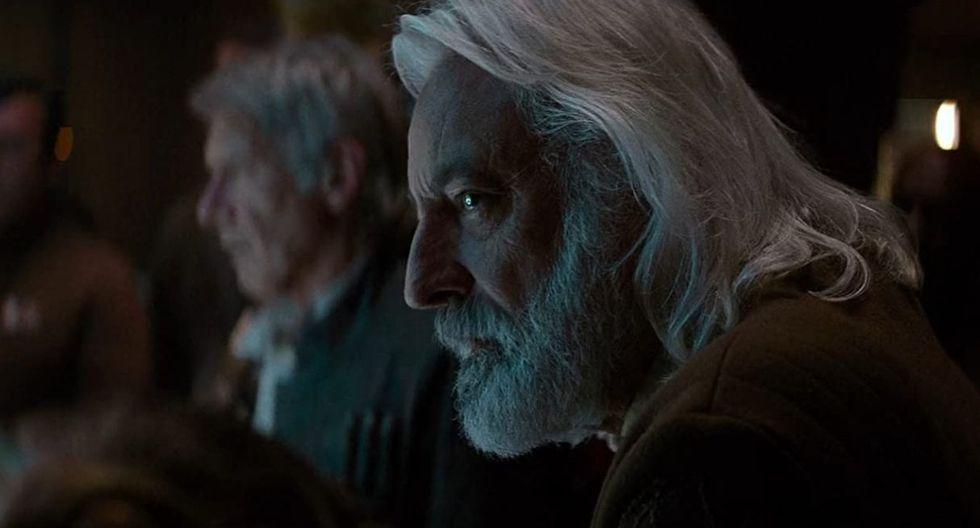 """Andrew Jack, actor de """"Star Wars"""", falleció por complicaciones del coronavirus a los 76 años. (Foto: Disney)"""
