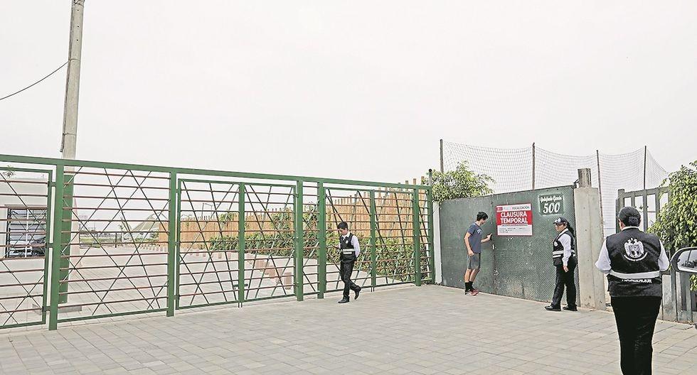 Vecinos denuncian la instalación de una reja que divide Miraflores y San Isidro