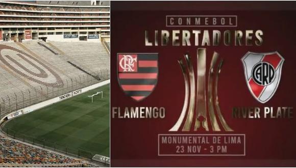 Universitario de Deportes le dio la bienvenida a la final de la Copa Libertadores (VIDEO)