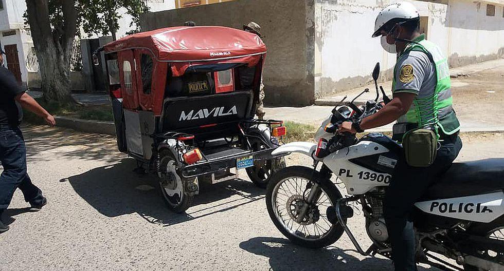 Talara: amplían restricción de vehículos y peatones de 3:00 p.m. a 5:00 a.m.