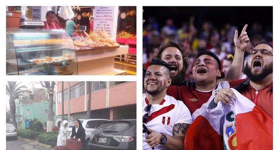 Fotos se vuelven viral a pocas horas del Perú vs. Colombia por insólita razón