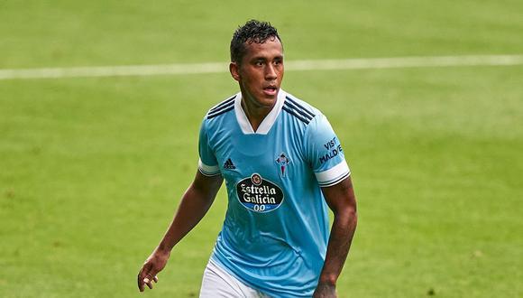 Renato Tapia llegó a Celta de Vigo a inicios de esta temporada. (Foto: Agencias)