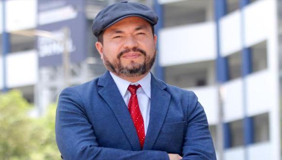 Pedro Novoa es un destacado escritor y catedrático de las universidades César Vallejo y UNMSM. (Difusión)
