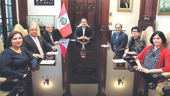 Cortocircuito entre el Ejecutivo y Comisión de Alto Nivel