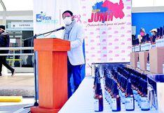 Más provincias interesadas en firmar convenio para producción de 100 mil dosis de ivermectina