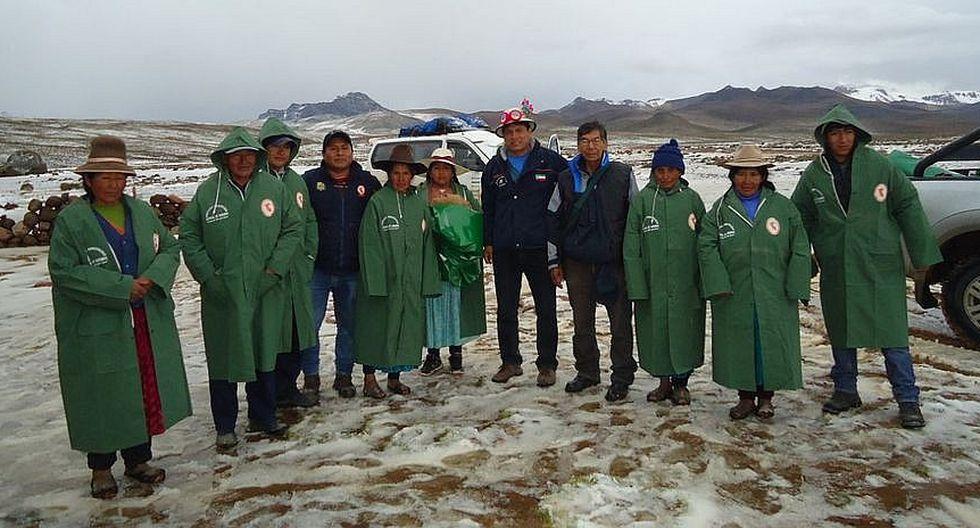 Municipio entrega ayuda humanitaria a pobladores del Valle del Ticsani