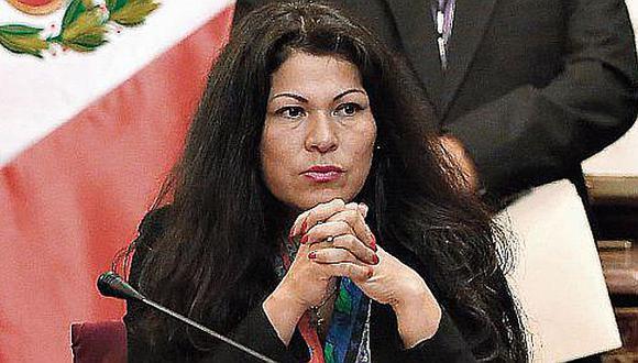 Yesenia Ponce: evaluarán impedimento de salida el 13 de noviembre