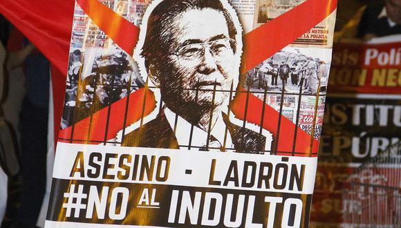 Escritores peruanos se pronuncian mediante una carta en contra del indulto a Alberto Fujimori