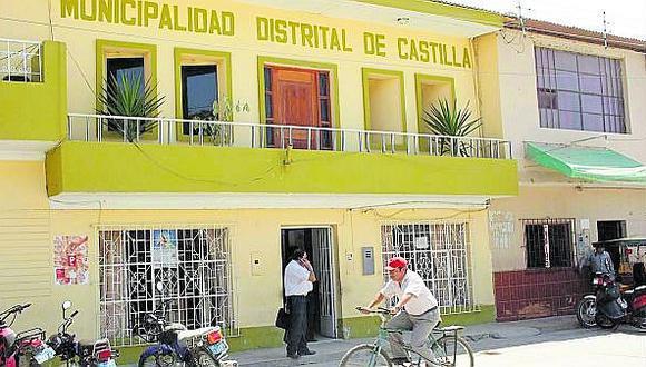 Piura: Contraloría observa protocolos  en municipalidad de Castilla