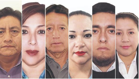 Un postulante presenta una sentencia por una demanda laboral, mientras que tres estuvieron ligados a otros partidos. La mitad de aspirantes no nació en Áncash.