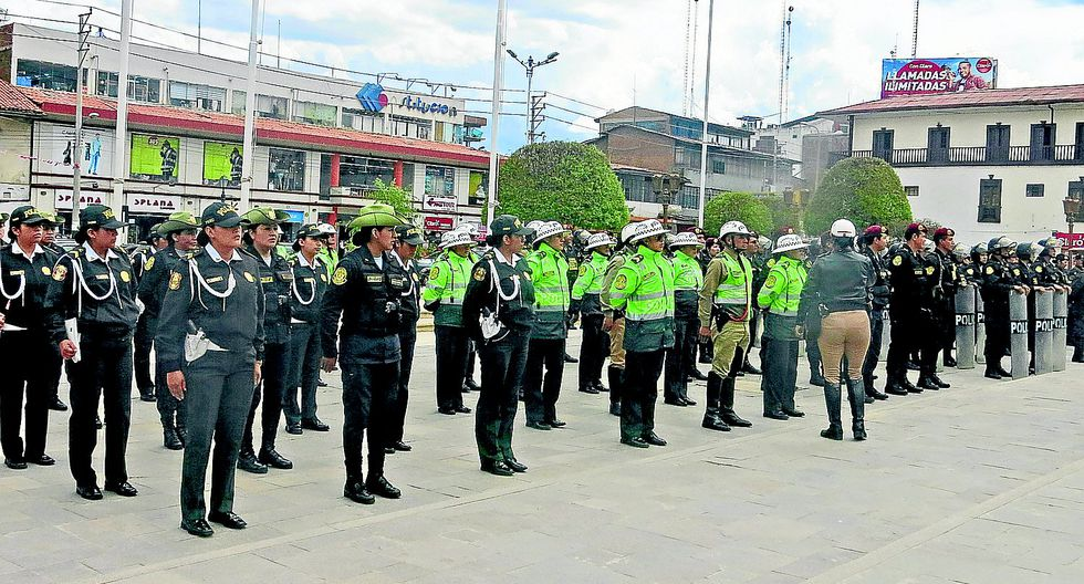 407 sitios turísticos serán custodiados por la Policía en Semana Santa