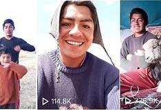 Tiktoker y youtuber cusqueño triunfa con sus vídeos hechos en el campo (VIDEO)