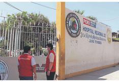 Tumbes: Detectan perjuicio de más de S/ 760 mil en el Hospital Regional