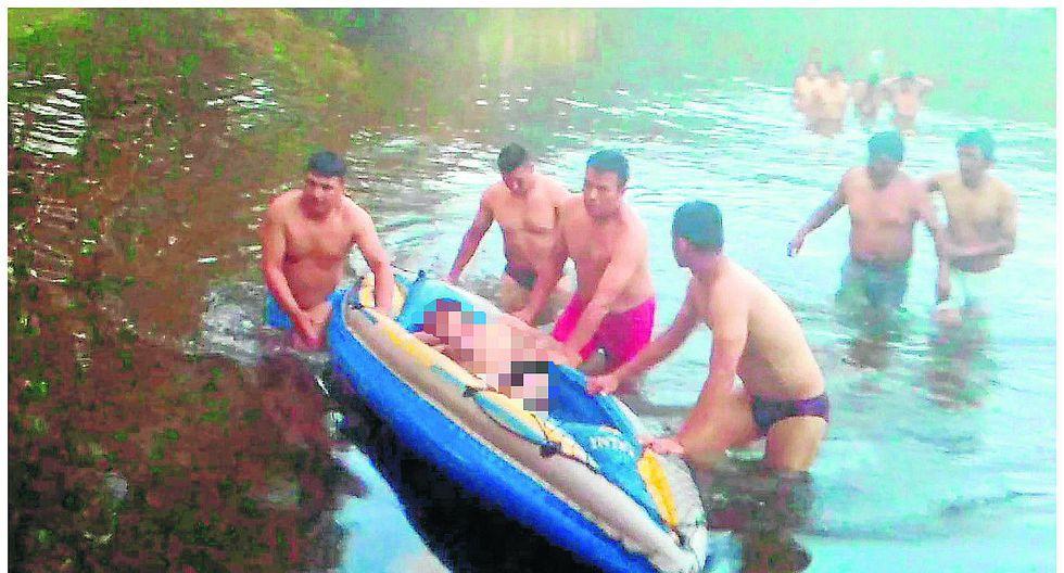 Satipo: Adolescente sale de paseo con amigos y muere ahogado