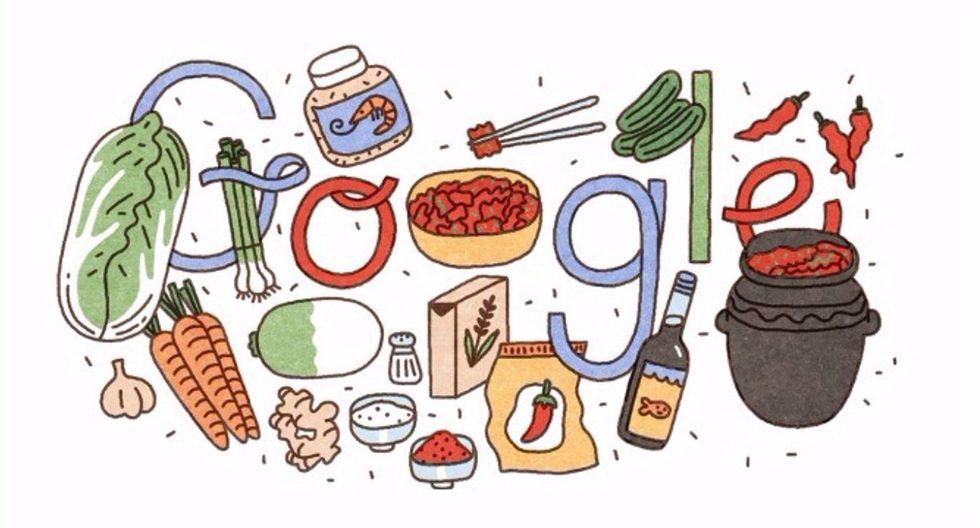 ¿Qué es el kimchi coreano? Google rinde homenaje a platillo