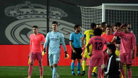 Real Madrid y Barcelona se medirán la próxima jornada en LaLiga Santander. (Foto: AFP)