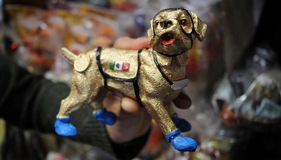 Año del Perro: Amuleto de la perrita 'Frida' arrasa en ventas