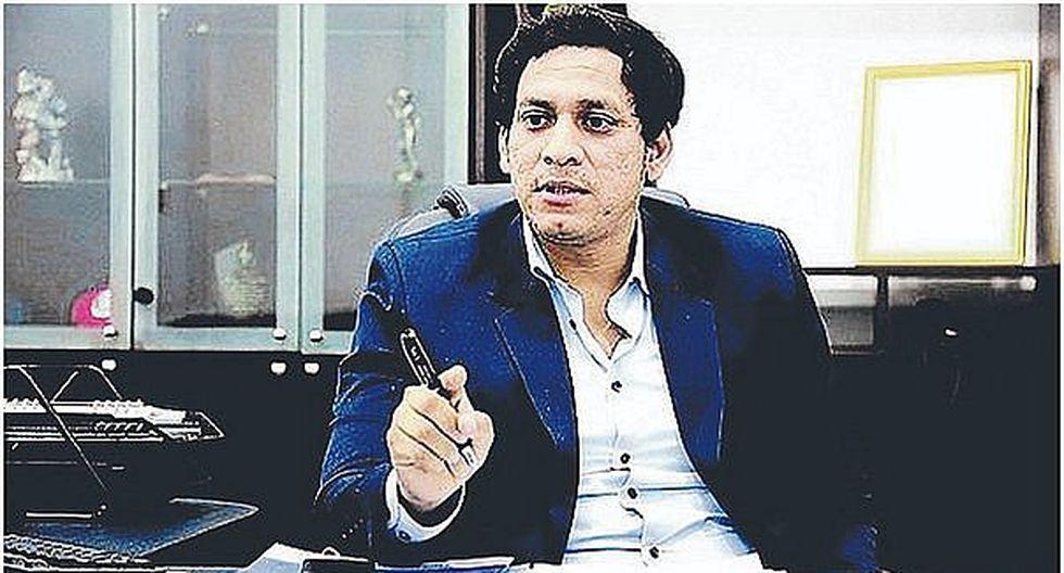 Absuelven a exgobernador Luis Valdez de sanción impuesta por Contraloría