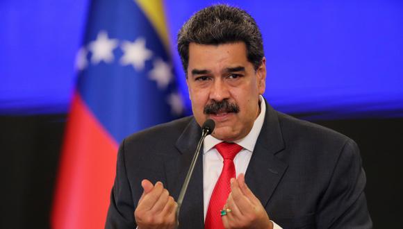 """Maduro dispuesto a """"nuevo camino"""" en relaciones con EE.UU. (Reuters)."""
