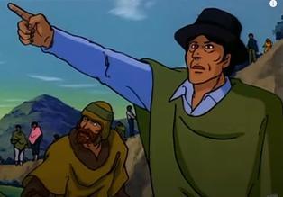 Transformers: Cusco ya había aparecido en la serie animada de los ochentas (VIDEO)