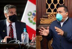 Alcalde de Trujillo anuncia marcha de protesta en contra de presidente Francisco Sagasti
