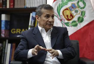 """Ollanta Humala: """"Empresas brasileñas que han cometido actos de corrupción deben ser expulsadas del país"""""""