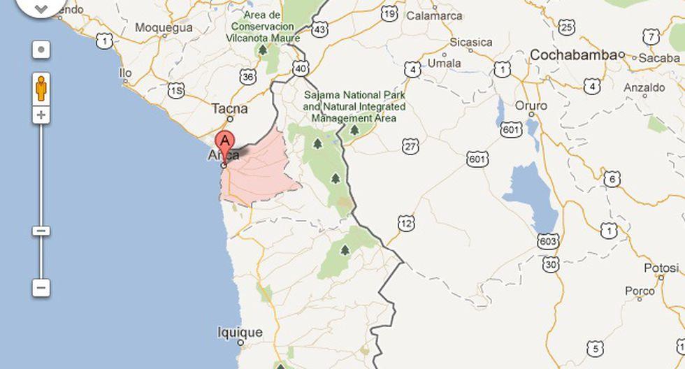 Ministerio del Interior confirma hundimiento de lancha con cargamento de drogas