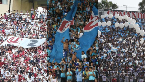 Universitario, Alianza Lima y Sporting Cristal lucha por este reconocimiento. (GEC)