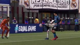 FIFA 21: Usuario recrea el gol del Real Madrid al Inter en el popular videojuego