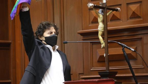 Susel Paredes indicó que buscará que el predictamen no sea aprobado por el Pleno del Congreso.  (Foto: Congreso)