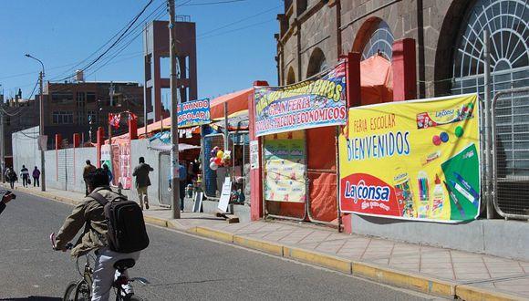 """Estadio Enrique Torres Belón de Puno ha sido convertido en """"qato"""""""