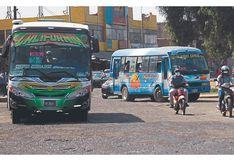 COVID-19: transportistas no descartan paralizar servicio