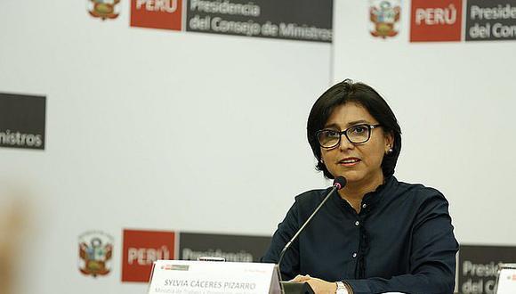 Ministerio de Trabajo anuncia que revisará ley de empleo juvenil hasta fin de mes
